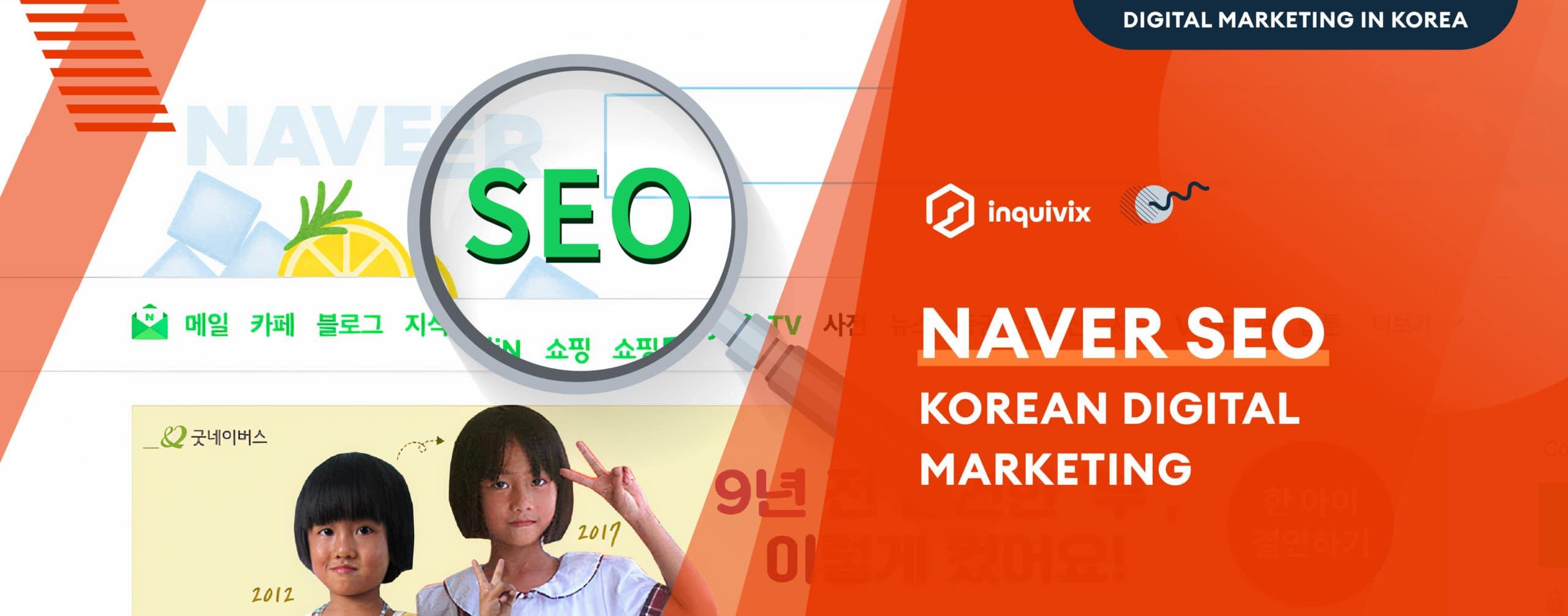 Naver SEO - Korean Digital Marketing
