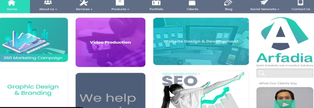 Digital marketing agencies in Indonesia - Arfadia