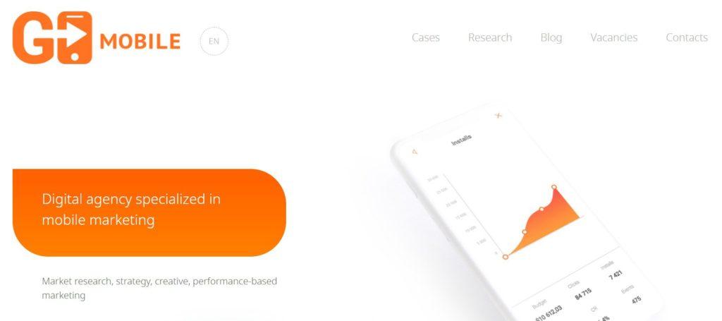 Digital marketing agencies in Indonesia -  Go Mobile