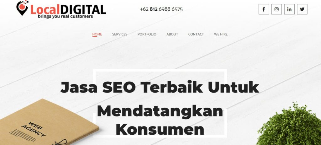 Digital marketing agencies in Indonesia -  LocalDIGITAL.co.id