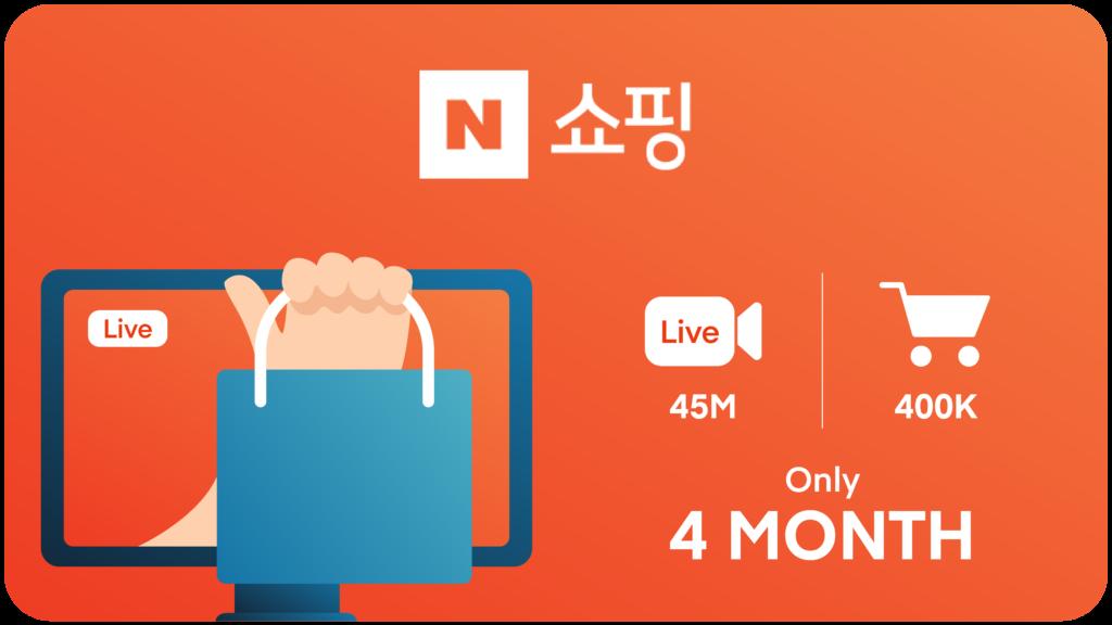 Naver Shopping Live